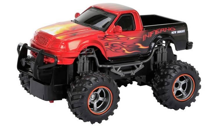 RC Predator Remote Controlled Kids Toy Monster Truck - for sale in Nigeria