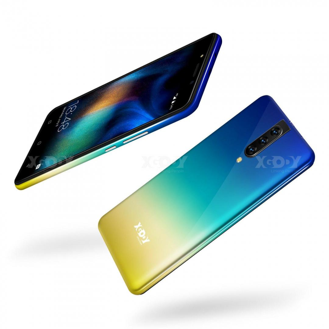 Cheap 4G LTE Unlocked Android 9.0 Mobile Phone Dual SIM Quad Core Phablet 2+16GB for sale in Nigeria